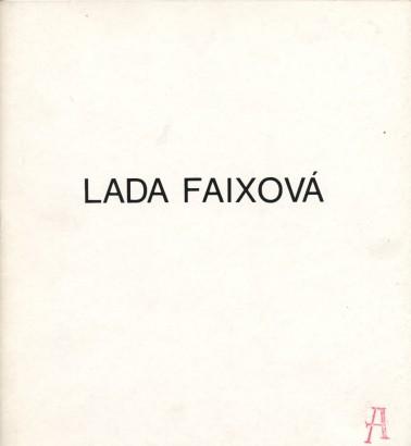 Lada Faixová: Obrazy, ilustrace 1980-1987