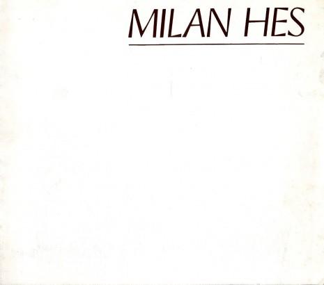 Milan Hes: Obrazy a kresby 1983 - 1988