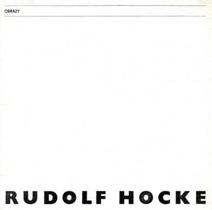Rudolf Hocke: Obrazy