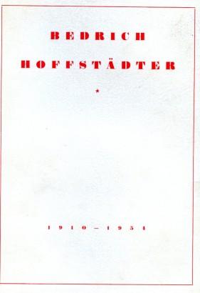 Bedrich Hoffstädter