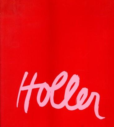 Josef Holler: Výběr z díla