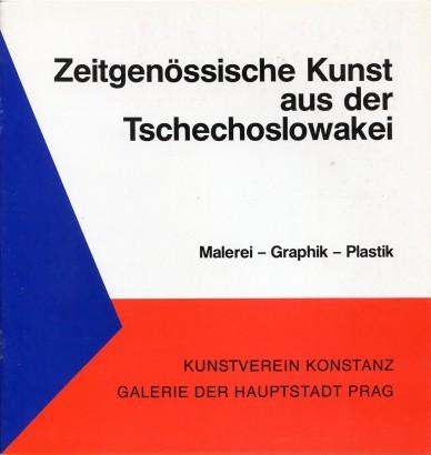 Zeitgenössische Kunst aus der Tschechoslowakei