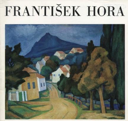 František Hora: Obrazy z let 1971 - 1979
