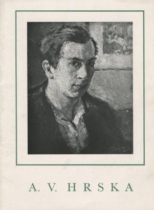 A. V. Hrska 1890-1954: Výběr z díla