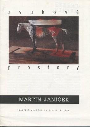Martin Janíček: Zvukové prostory