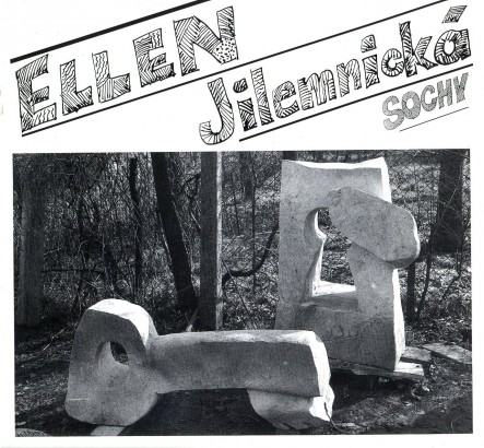 Ellen Jilemnická: Sochy
