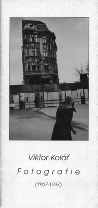 Viktor Kolář: Fotografie (1967-1997)