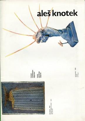 Aleš Knotek: Iconen, schilderijen, objekten / Icons, paitings, objects