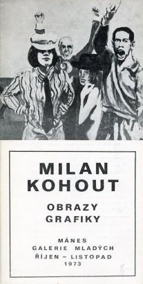 Milan Kohout: Obrazy, grafiky
