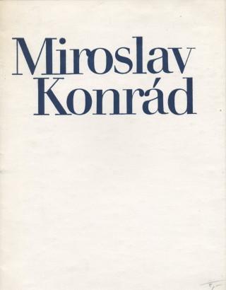 Miroslav Konrád: Obrazy, akvarely