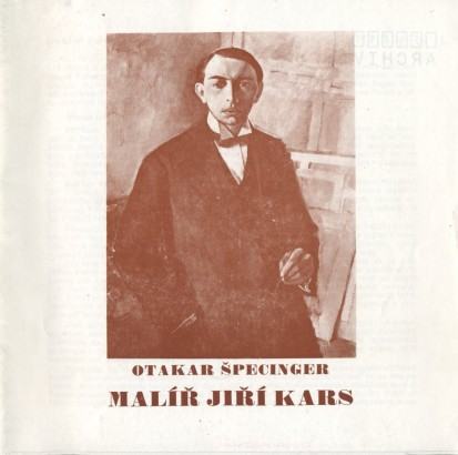 Malíř Jiří Kars