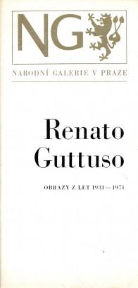 Renato Guttuso: Obrazy z let 1931 - 1971