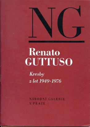 Renato Guttuso: Kresby z let 1949 - 1976