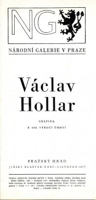 Václav Hollar: Grafika k 300. výročí úmrtí
