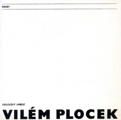 Vilém Plocek: Kresby
