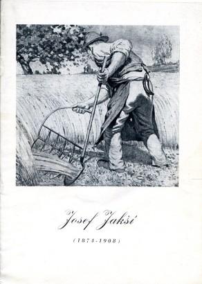 Josef Jakší (1874 - 1908)