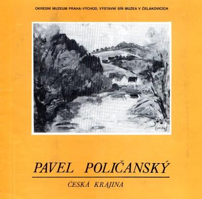 Pavel Poličanský: Česká krajina