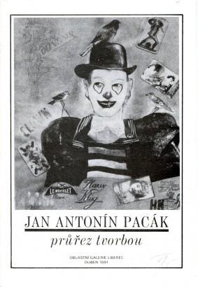 Jan Antonín Pacák: Průřez tvorbou