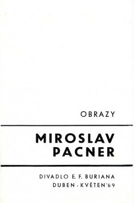 Miroslav Pacner: Obrazy
