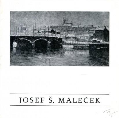 Josef Š. Maleček: Výběr z díla