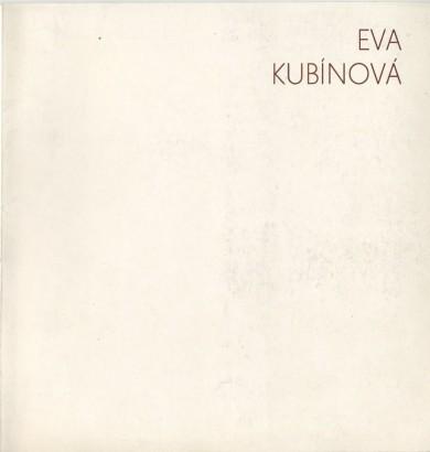 Eva Kubínová: Grafika