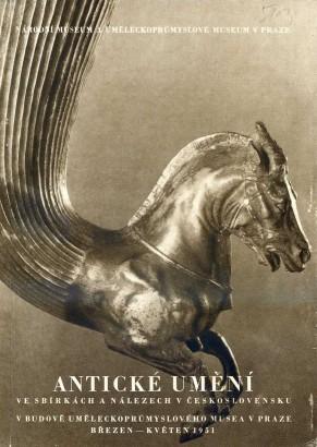 Antické umění ve sbírkách a nálezech v Československu