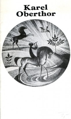Karel Oberthor: Obrazy, grafika, kresby