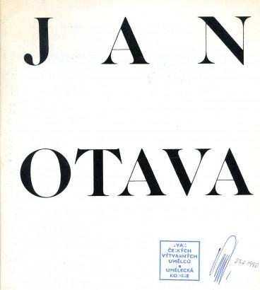 Jan Otava: Grafika, kresby