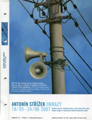 Antonín Střížek: Obrazy