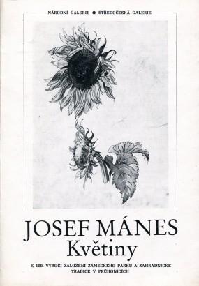 Josef Mánes: Květiny