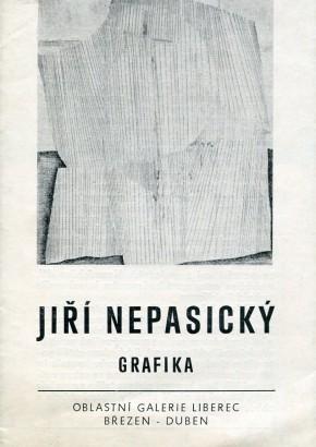 Jiří Nepasický: Grafika