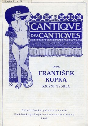 František Kupka: Knižní tvorba