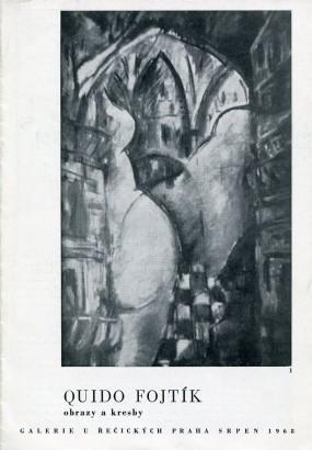 Quido Fojtík: Obrazy a kresby