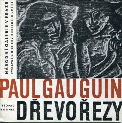 Paul Gauguin: Dřevořezy