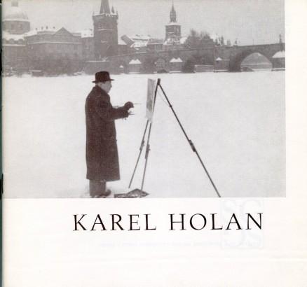 Karel Holan: Výbor z díla