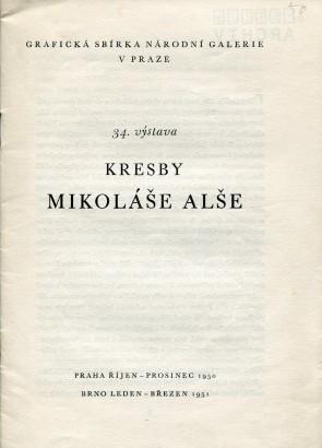 Kresby Mikoláše Alše