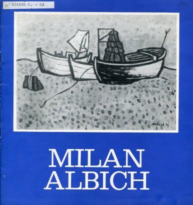 Milan Albich: Obrazy, kresby