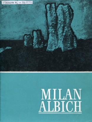 Milan Albich: Obrazy a kresby z let 1966 - 1971