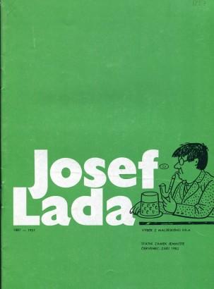 Josef Lada: Výběr z malířského díla