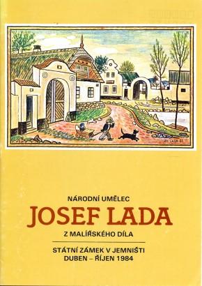 Josef Lada: Z malířského díla