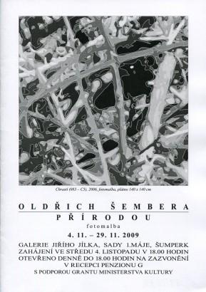 Oldřich Šembera: Přírodou