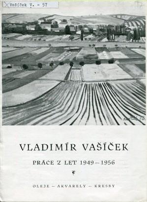 Vladimír Vašíček: Práce z let 1949 - 1956
