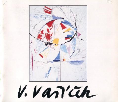 Vladimír Vašíček: Obrazy 1949 - 1992