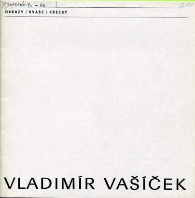 Vladimír Vašíček: Obrazy / kvaše / kresby