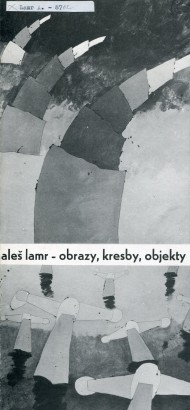 Aleš Lamr: Obrazy, kresby, objekty