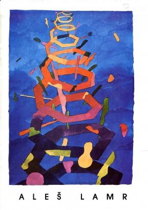 Aleš Lamr: Kresby 1967 - 1997