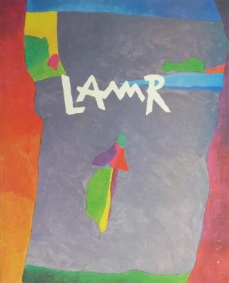 Aleš Lamr: Farben - Felder - Figurationen