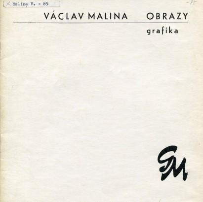 Václav Malina: Obrazy, gafika