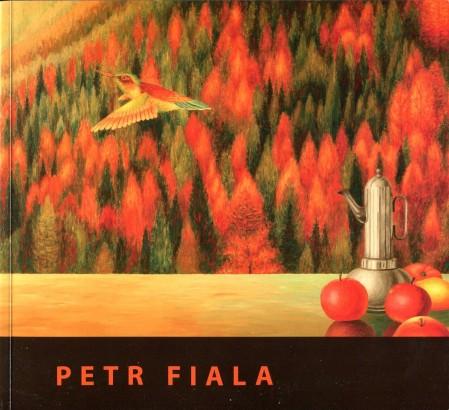 Petr Fiala: Obrazy a litografie