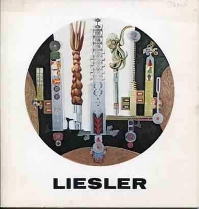 Josef Liesler: Bilder, illustrationen, graphik